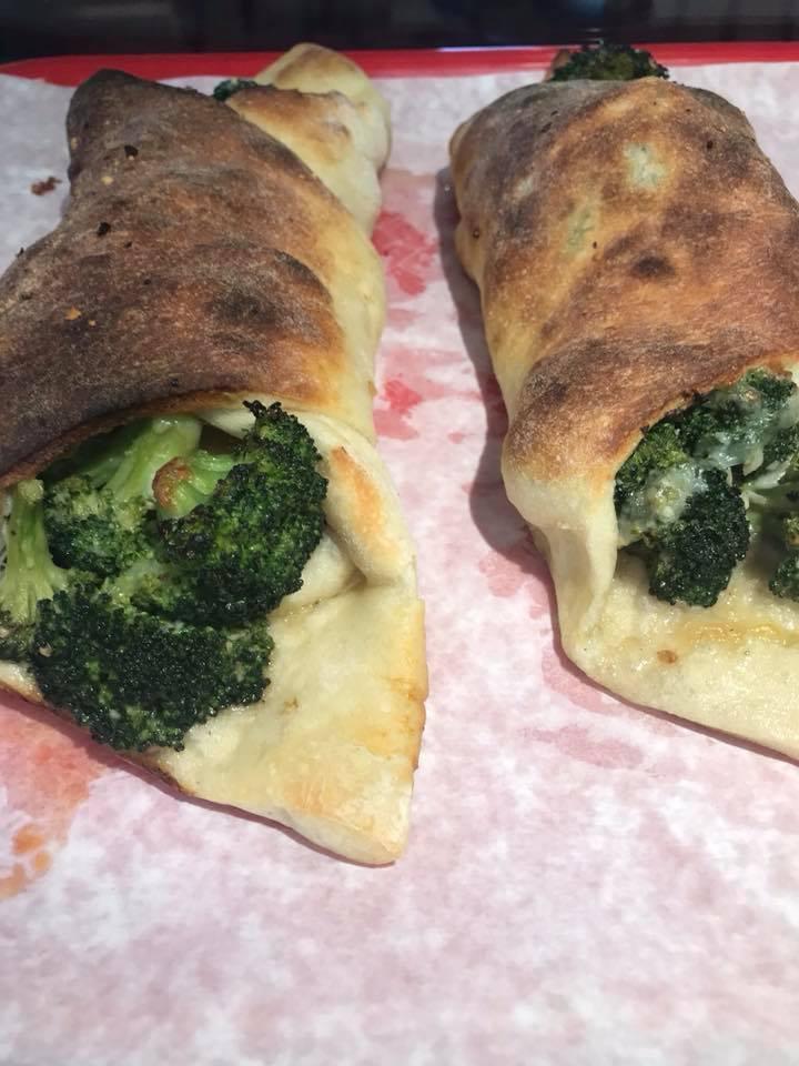 Broccoli Cheese Rolls