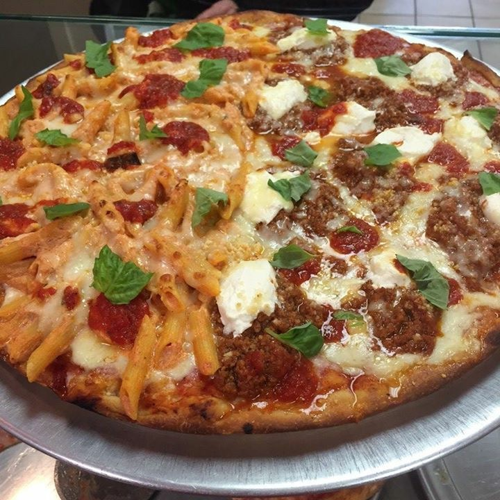 Deep Dish Baked Ziti & Lasagna